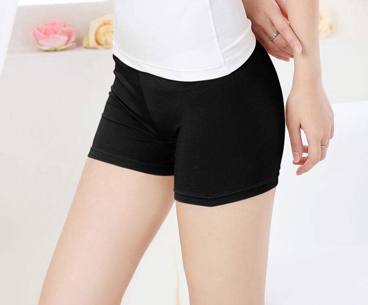 66f31b8439974 Buy 2018 New Summer Woman Safety Pants Shorts Ladies Pants Women ...