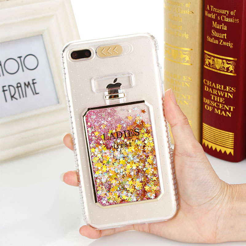 711158355ed Buy Luxury Bling Stars Dynamic Liquid Quicksand Clear Phone Case For ...