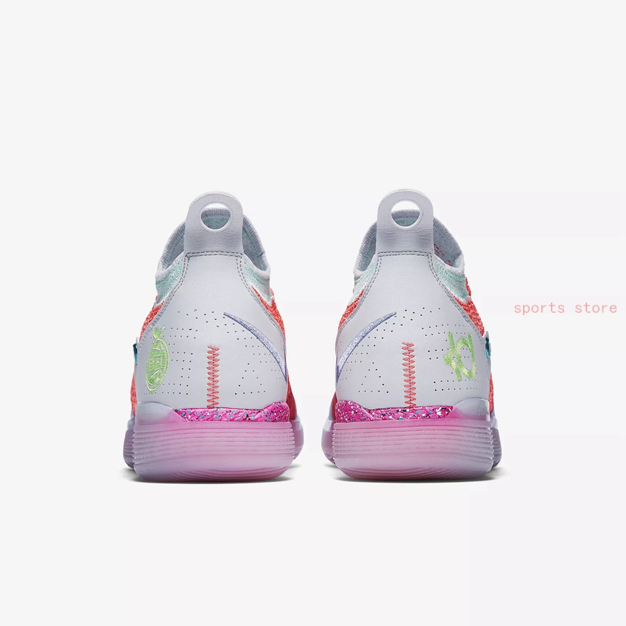 cheaper 99cd1 3e0a6 ... Nike Zoom KD11 Basketball Shoe is designed to keep up. It has an  all-new cushioning combination and a light yet strong Flyknit upper to help  keep him ...
