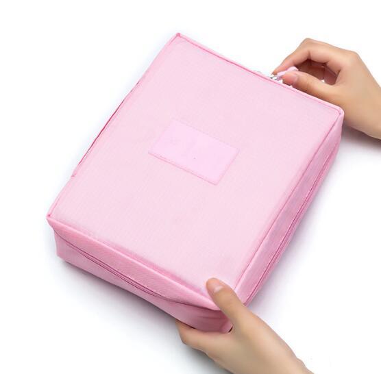 66fc835b98bd USDROPSHIP Hot travel cosmetic bag Multifunction women toiletries organizer  makeup bags waterproof female storage make up Cases