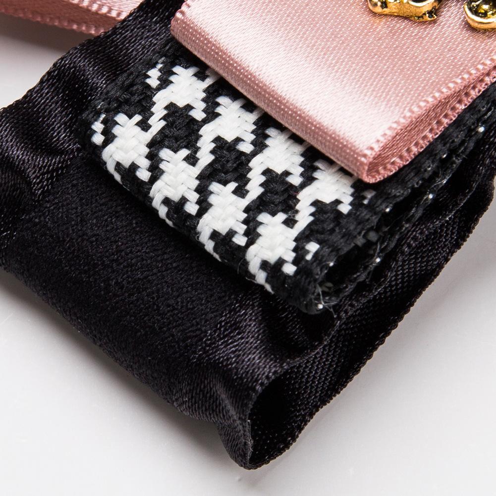 40ff19fe124 Buy Sweet Ladies Bow Brooch Pins Ribbon Lace Rhinestone Princess Corsage  Neck Tie Party Fashion Jewelry Brooches Accessories - KiKUU -