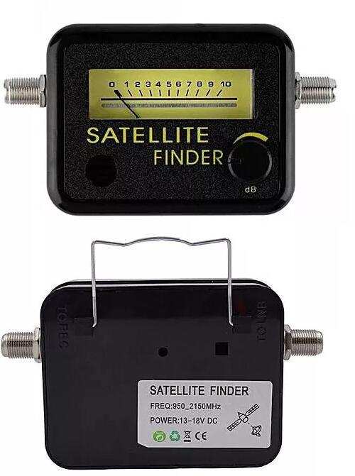 Buy Digital Signal Satellite Finder Meter Dish Alignment For