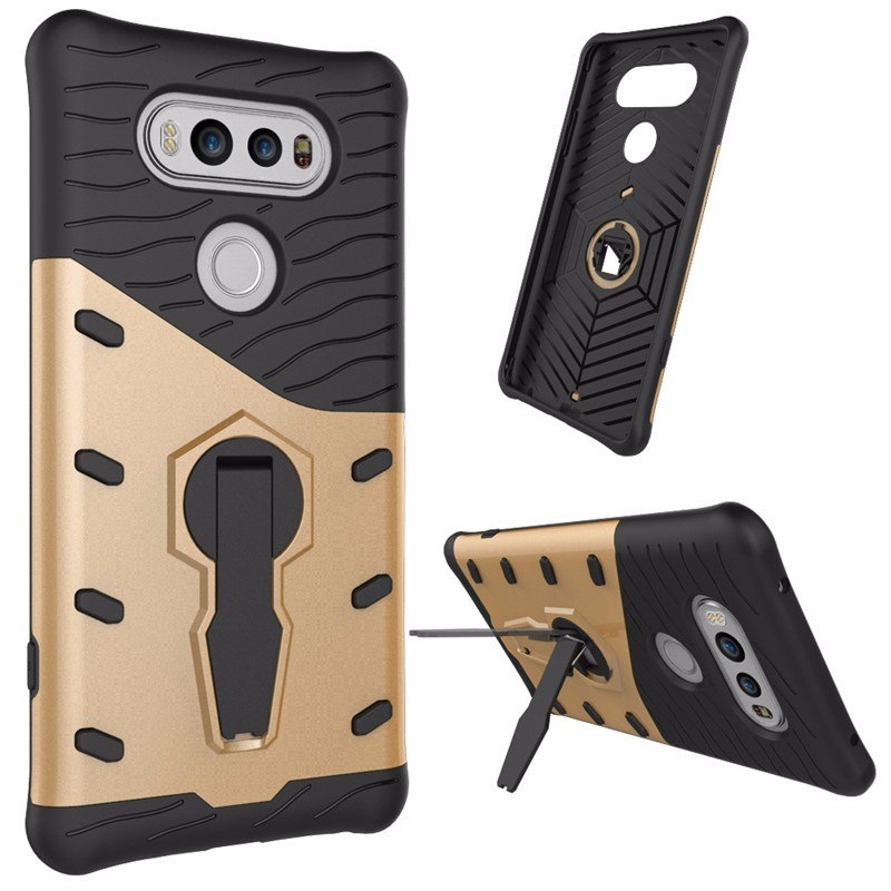 Buy For LG V20 Case Luxury 360 Anti-konck with stand Armor