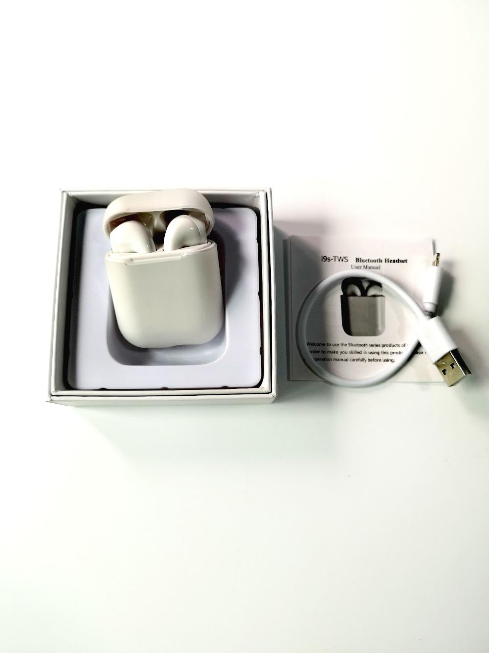Buy Free Shipping I9 I9S TWS Wireless Earphone Portable 4 2