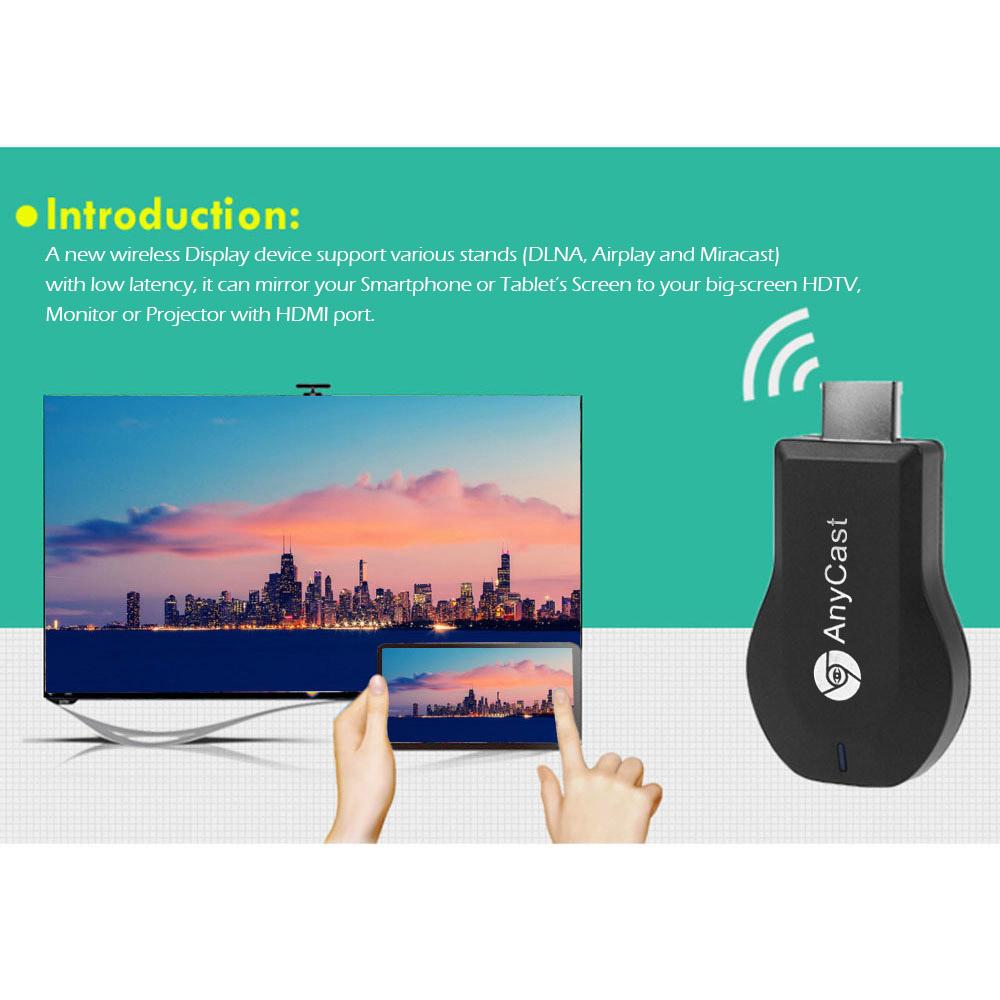 Buy AnyCast M2 Plus TV Stick Airplay 1080P Wireless WiFi Display TV