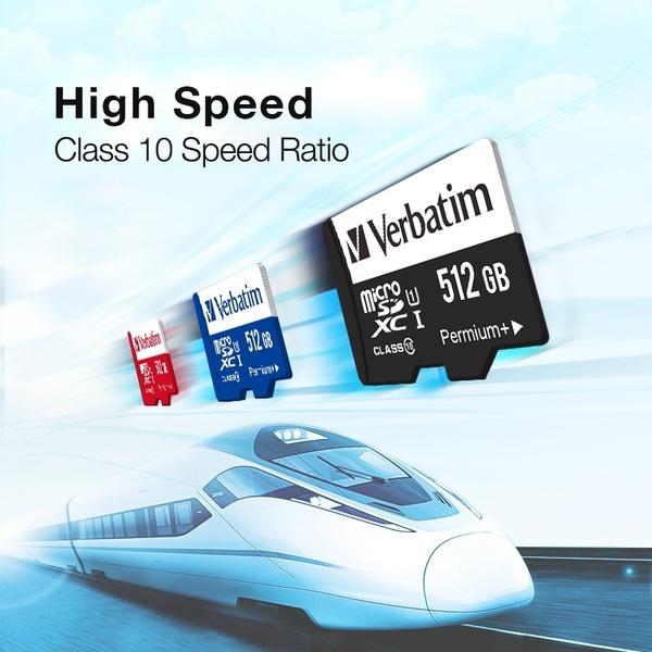 Verbatim Sd Card 512gb