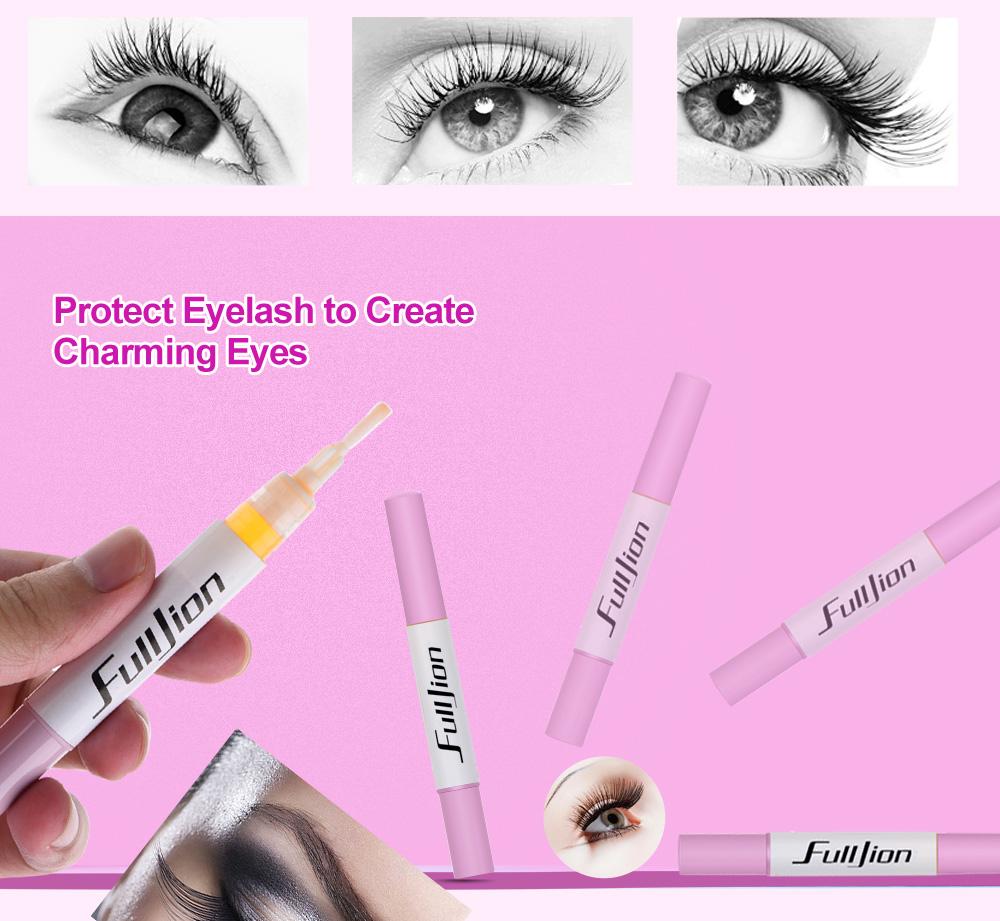 Buy 1pcs New Herbal Powerful Makeup Eyelash Growth Treatments Liquid