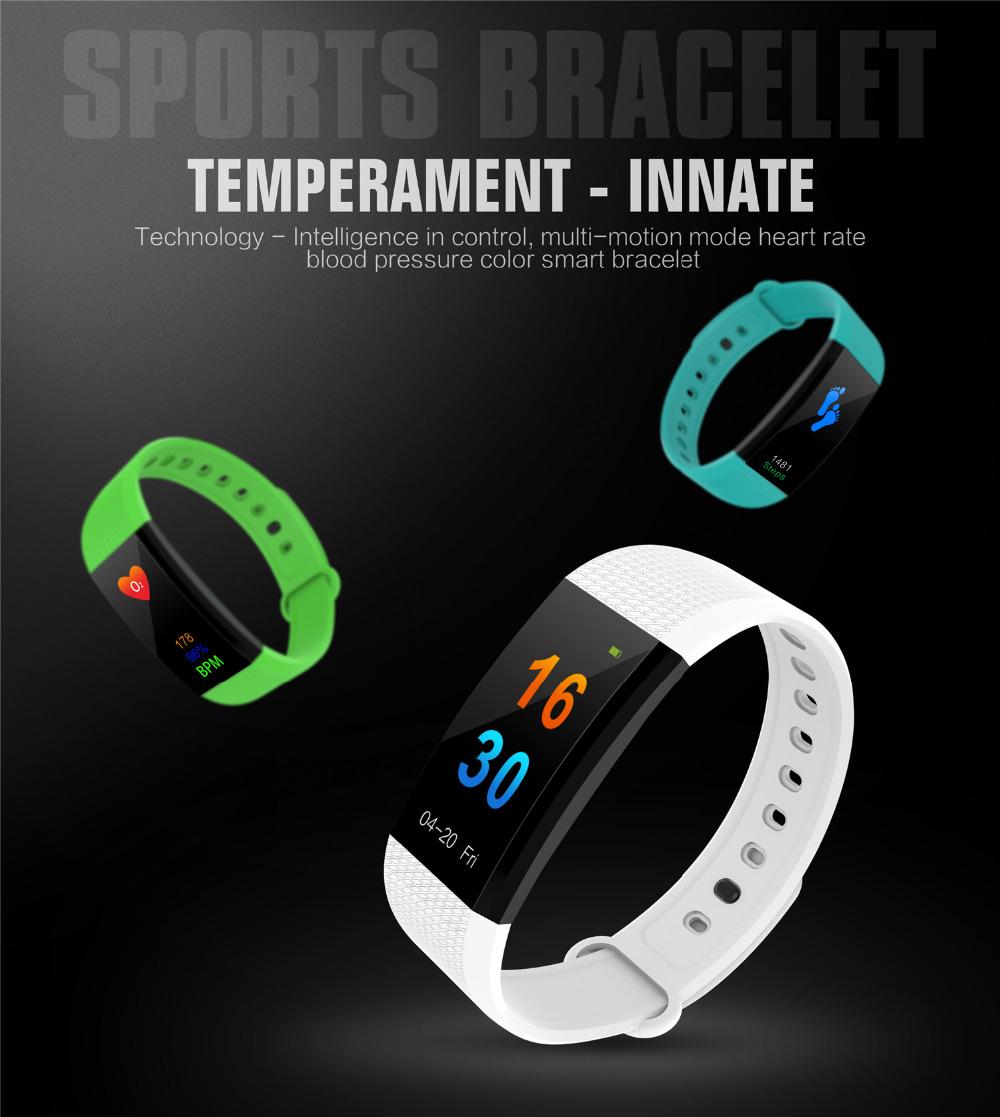 Buy SZMUGUA Professional Waterproof Fitness Tracker Smart Watch