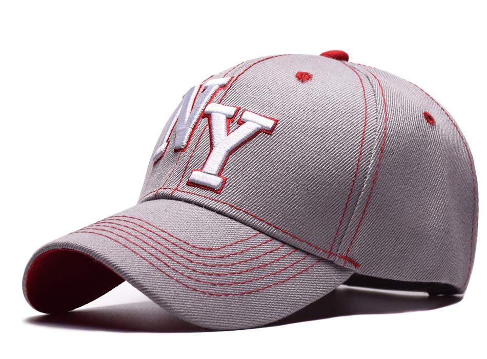 3316576ccaa Buy High Quality Unisex 100% Cotton Outdoor Baseball Cap NY ...
