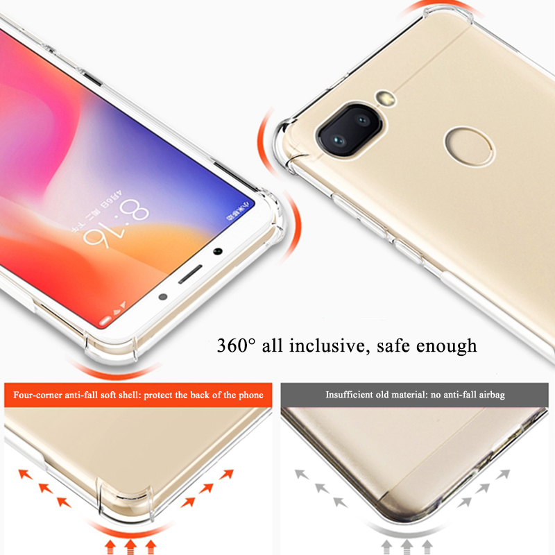 Buy Airbag Phone Case For Xiaomi Redmi 7 Note 7 Pro Mi8 9