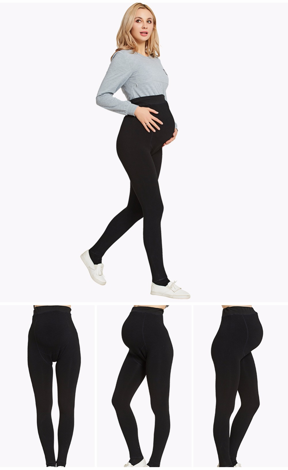 a51dd0061535a Buy Maternity Clothes Women's Maternity Clothing women cotton Pant ...