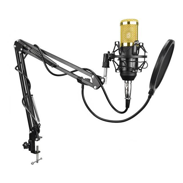 Mic Cable Wiring