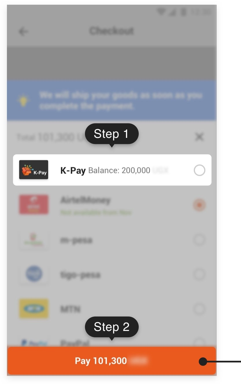 What is K-Pay