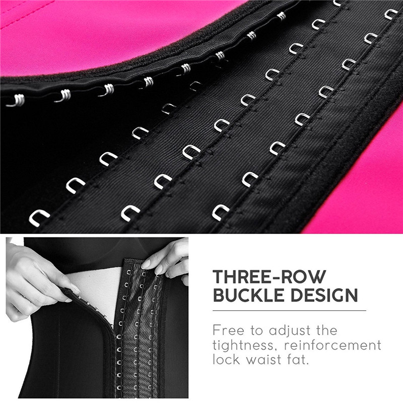9be0e869a0616 ... NINGMI Women Waist Trainer Rubber Latex Modeling Belt Weight Loss  Corrective Underwear Corset Cincher Sexy Hourglass ...