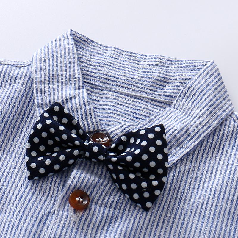 Buy Baby Boy Gentleman Clothes Set Summer Suit For Toddler
