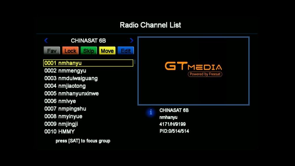 Buy GTMEDIA V7S HD DVB-S2 Satellite Receiver with USB Wifi