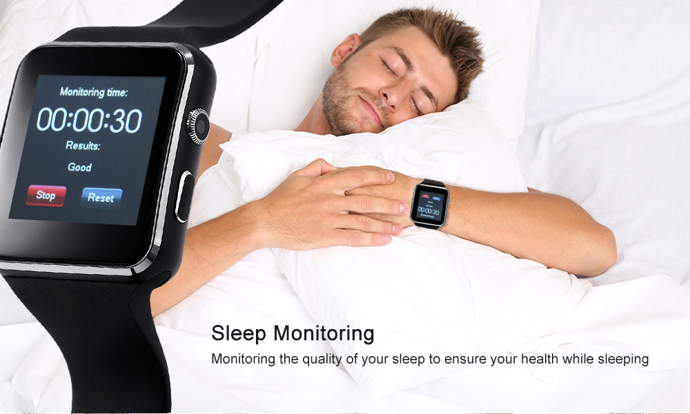 Buy New X6 Bluetooth Smart Watch Sport Pedometer For Apple