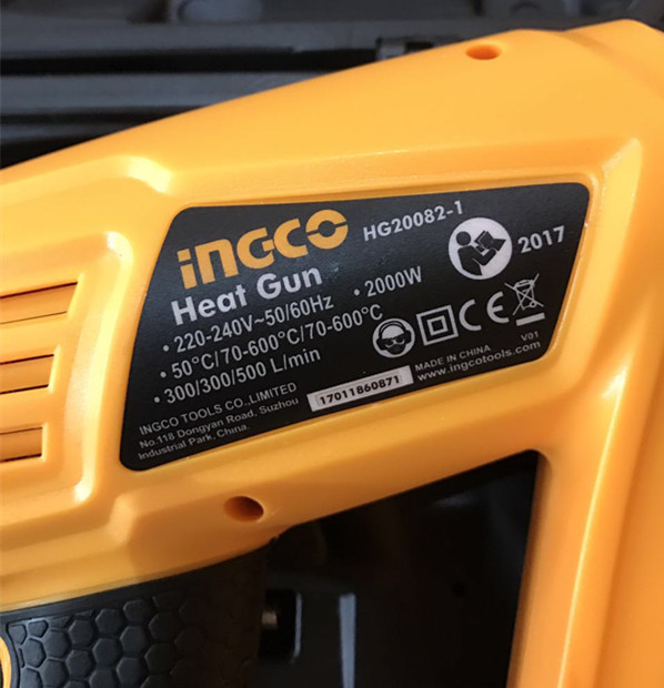 Ingco Tools Made In