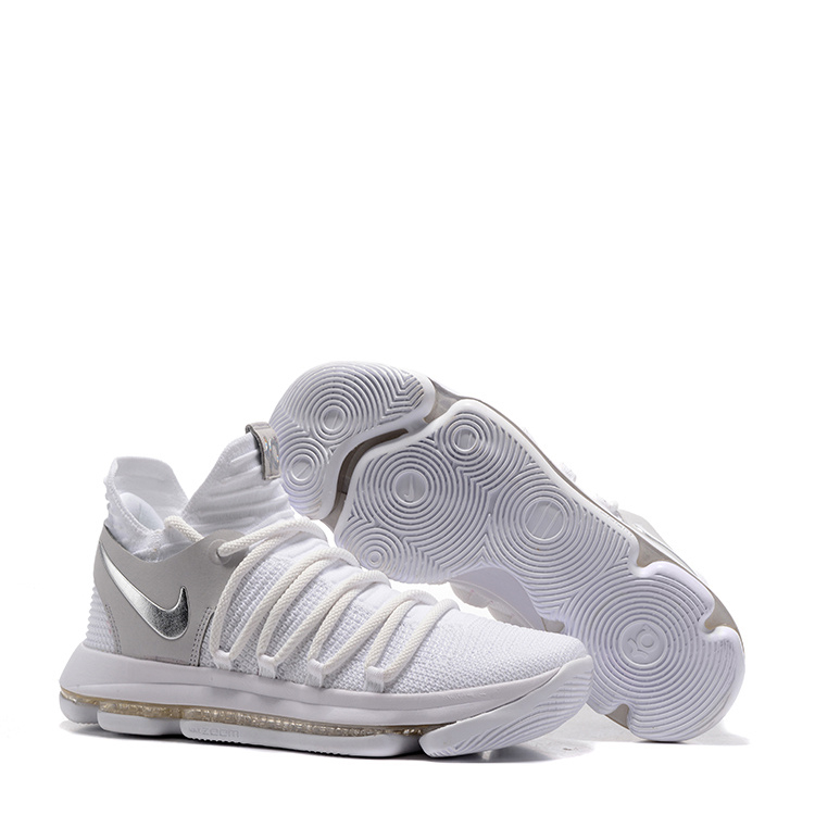 00916ed4dc91 ... and Nike Basketball also Kevin Durant brought the latest signature shoes  NikeKD10
