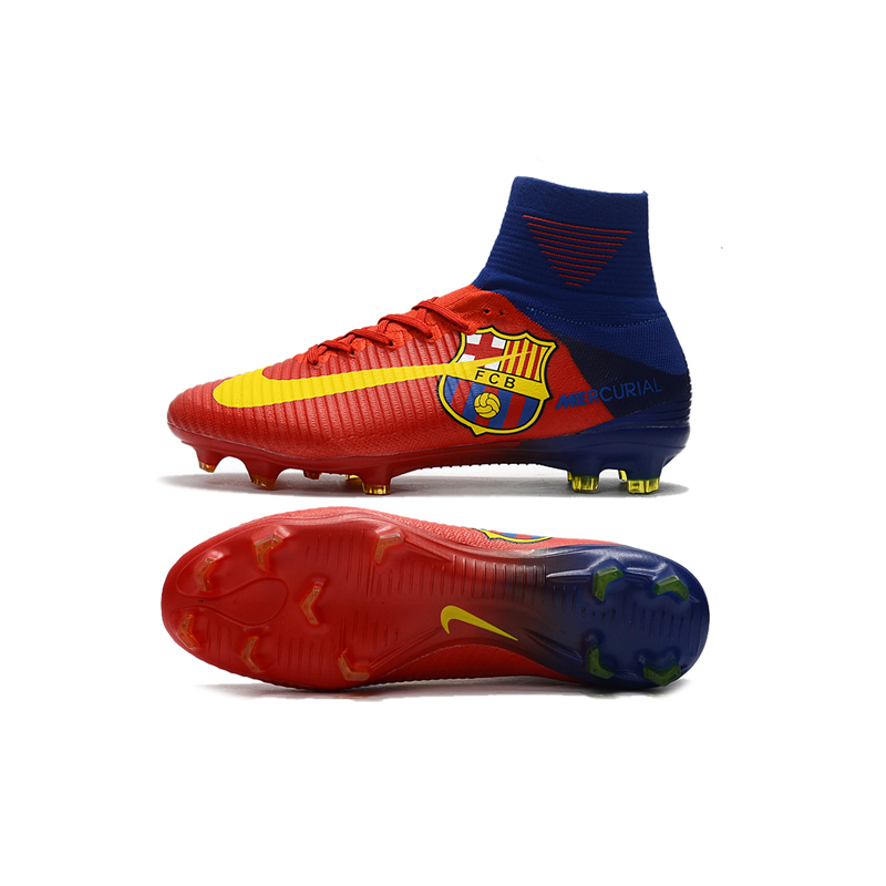 6565aa967 Buy Nike Mercurial Superfly V   Barcelona    FG men s football shoes ...