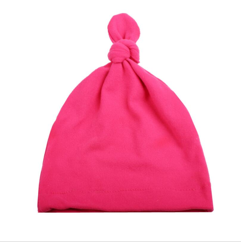 0378fb592 Buy New born baby hats Candy color Spring Autumn Newborn Baby ...