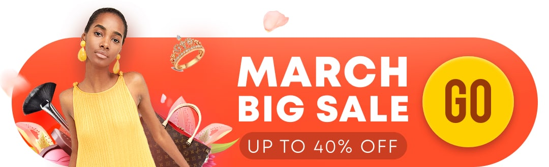 March big sale