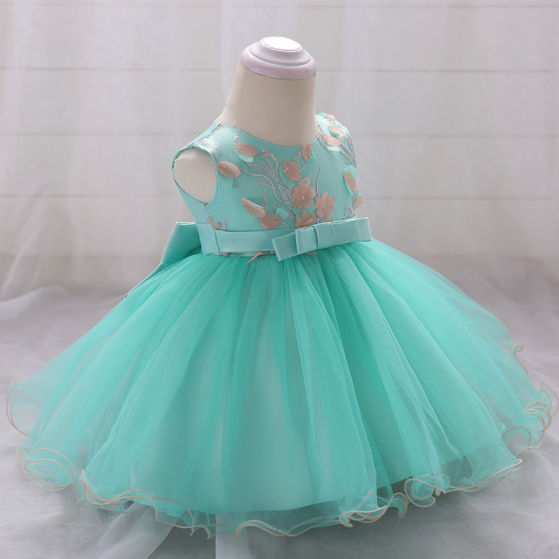 ef4e82458 Buy Newborn Girl Dress Christening Gown First Birthday Party Baby ...