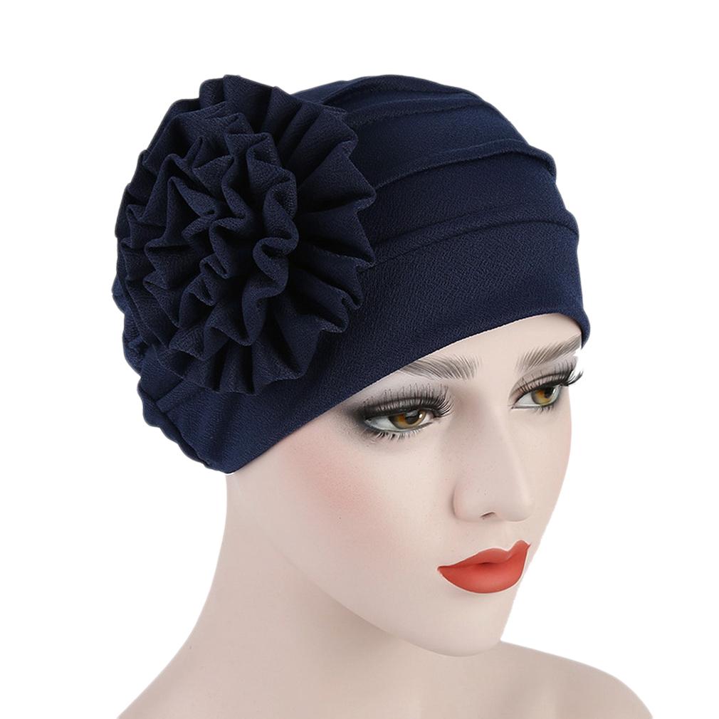 ba81d5b1 Buy COMVIP Chemo Turban Headband Scarf Beanie Cap Hat for Cancer ...
