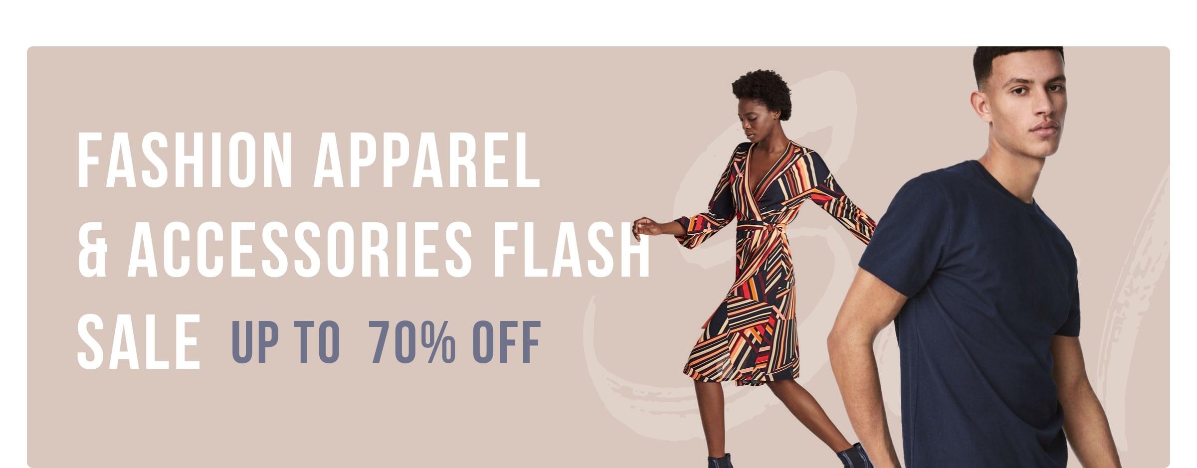 Cloth Flash Sale