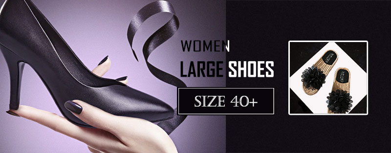 Women Large Size Shoes