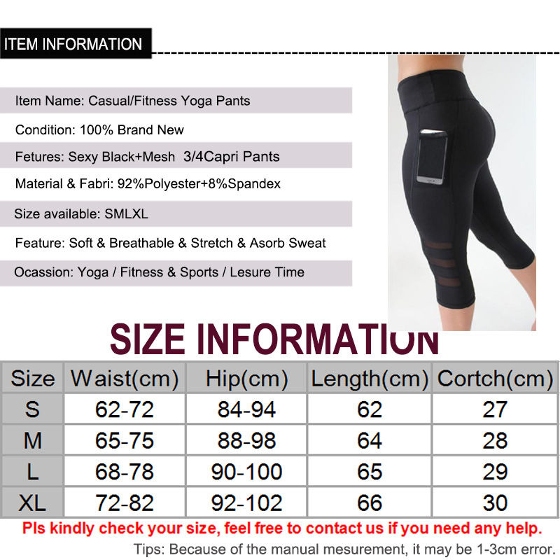 5eb13b1f4cb12 Type:Women / Ladies Yoga Pants Feature:Breathable Tights Yoga Pants Pants :  women yoga leggings, women running tights. Color : as picture. Size: Chinese  ...