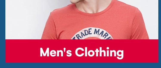 June Sale-Men Clothing