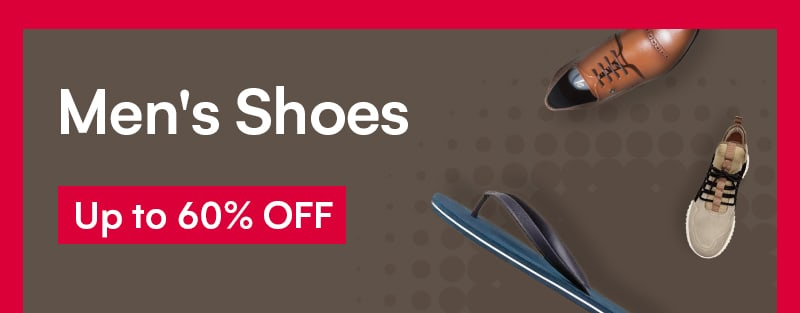 June Sale - Men Shoes