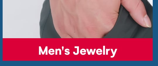 June Sale - Men Jewelry