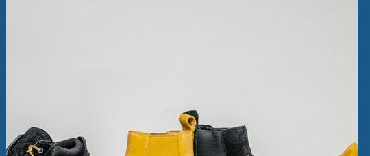 Chaussures des hommes