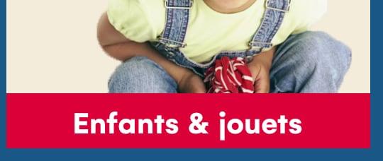 Promotion en juin-Enfants & jouets