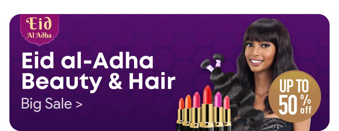 Eid al-Adha Beauty & Hair  big sale