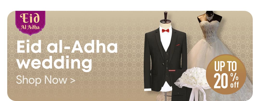 Eid al Adha Sale-Wedding