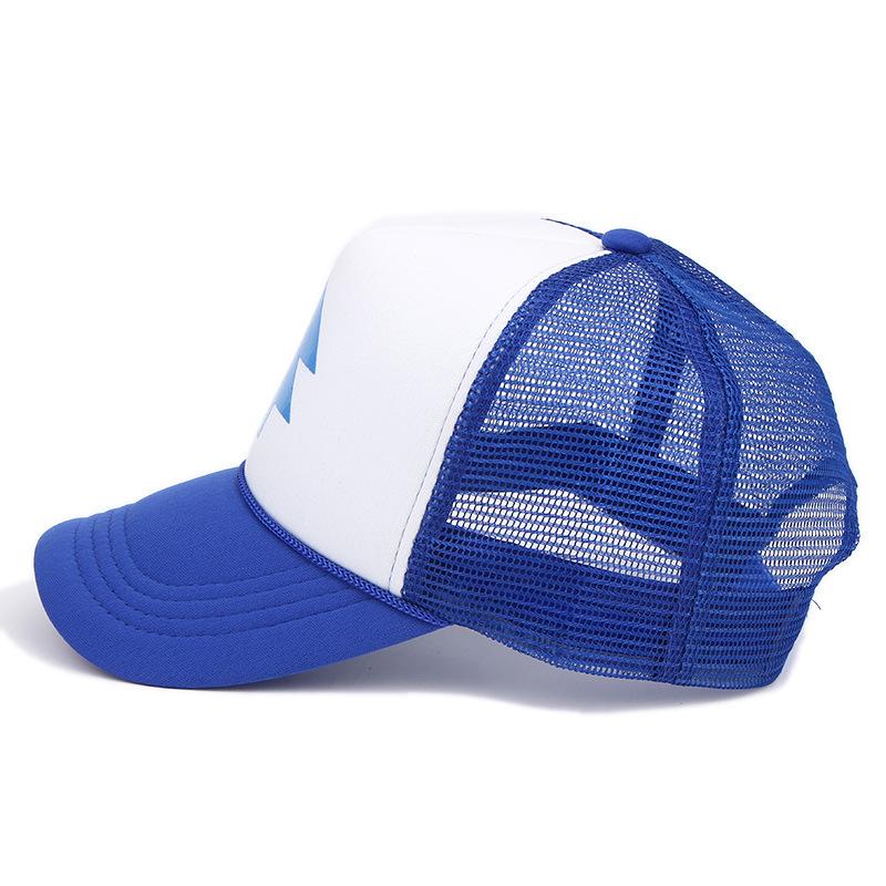 994f4179f02 Buy Gravity Falls Baseball Cap Cartoon Hip hop Snapback Cap Blue ...