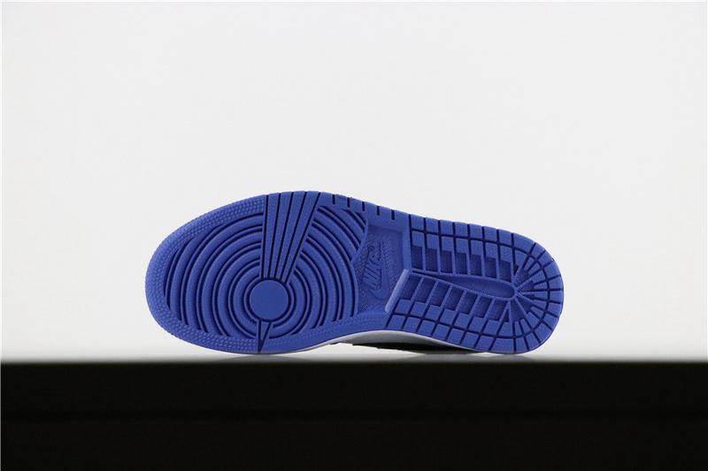 27568846af10 Buy Hot Air Jordan 1 Low Hyper Royal AJ1 High Unisex Sneakers ...