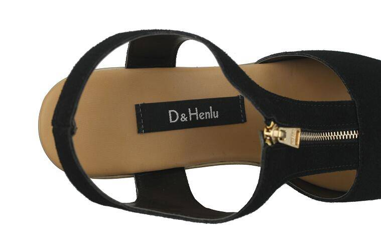 80866bc027a71 Buy Big size 35-43 2018 Women Sandals Summer Platform Sandals High ...