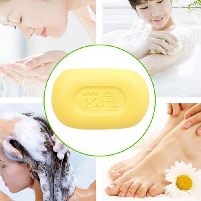 85g Sulphur Soap Skin Care Dermatitis Fungus Eczema Anti Bacteria Fungus Shower Bath Whitening Soaps Wh998 Bath & Shower Cleansers