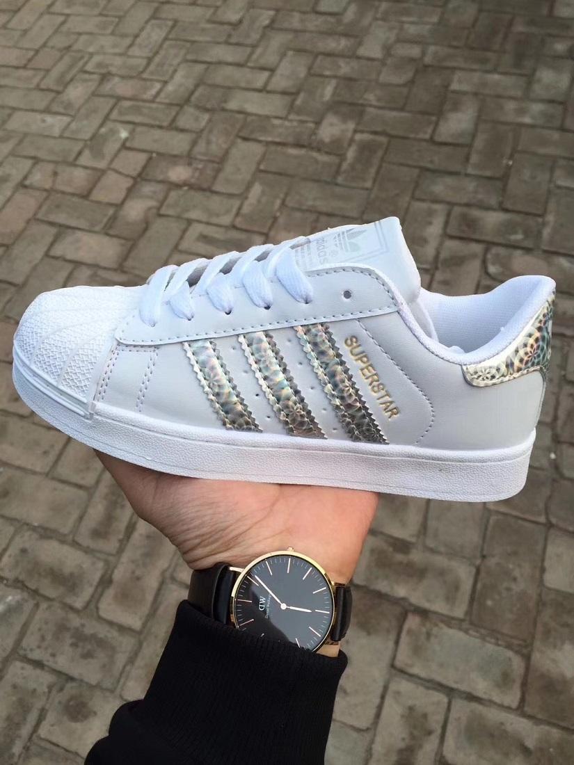 Buy Adidas SuperStar Women Walking Shoes Wearable Sport