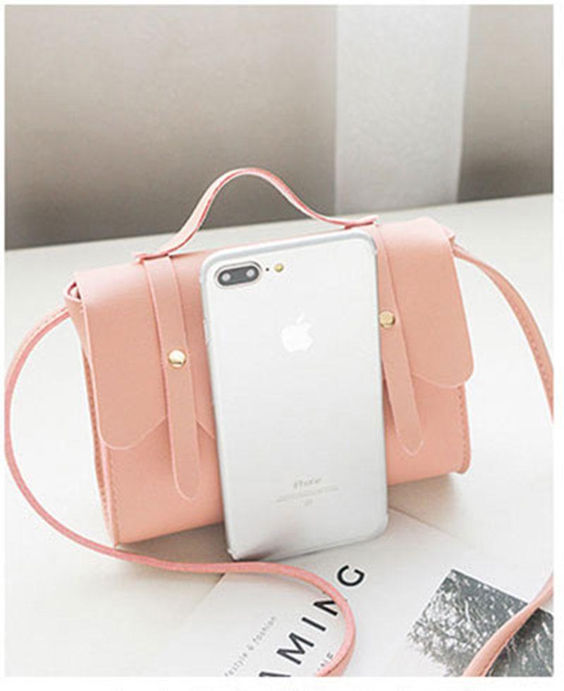 feel soft bag release time Crossbody Bags For Women 2018 size Mini bag  wearing method Shoulder Bag f431440a965ac