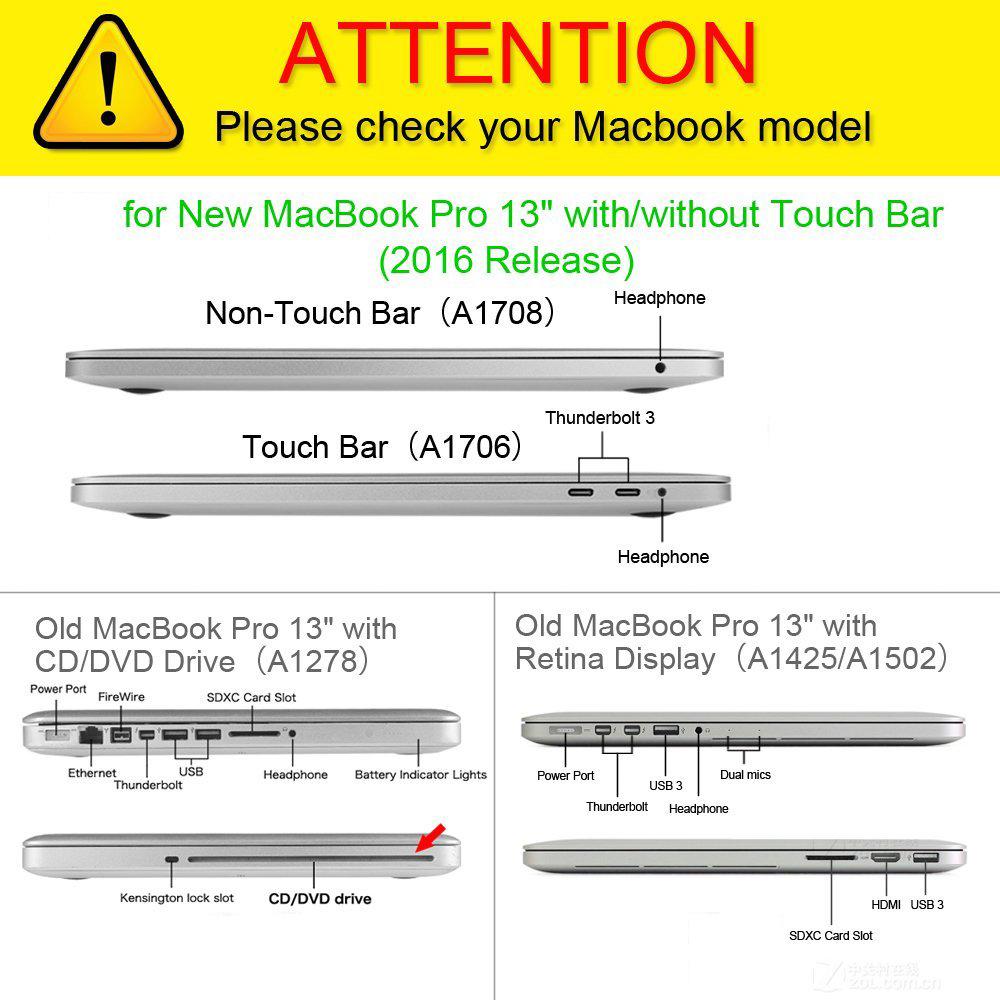 Buy Macbook case, Matte Plastic Hard Case for Macbook 12