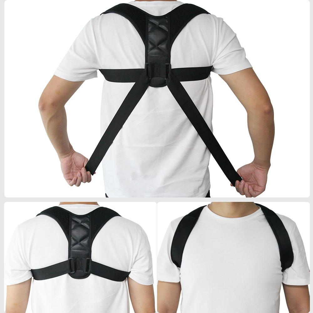 Adjustable Posture Corrector Shoulder Support
