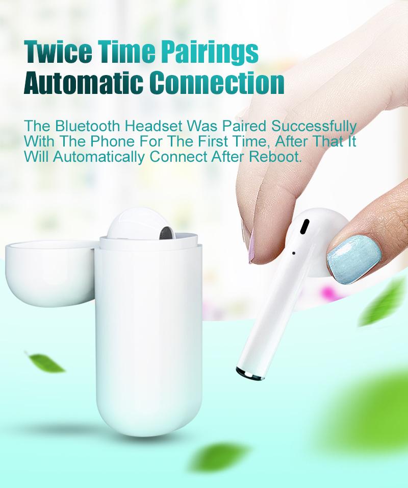 Buy 2019 New Original i12 TWS Mini Sport Wireless Headphones