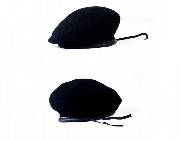 937ff2b983b Buy Glestore Men s Beret Caps Outdoor Sun Hat Flat Berets Cap ...