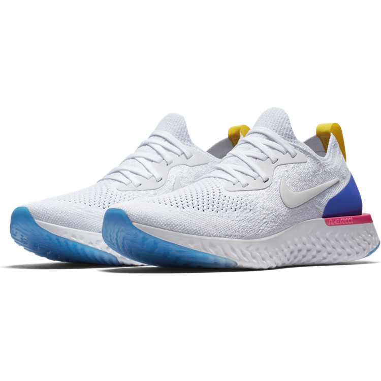 ee4252744b782 Buy Nike Epic React Flyknit Running Shoes AQ0067-AQ0070-101