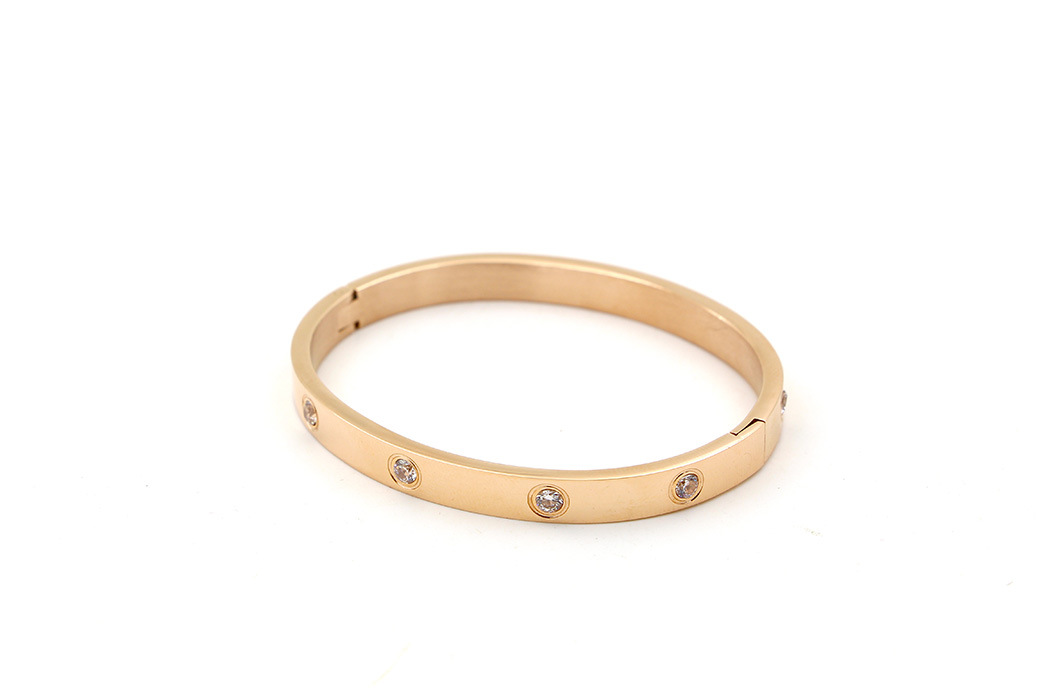 6a372c01369db Buy Luxury Brand Love Bracelets & Bangles for Women Jewelry Colorful ...